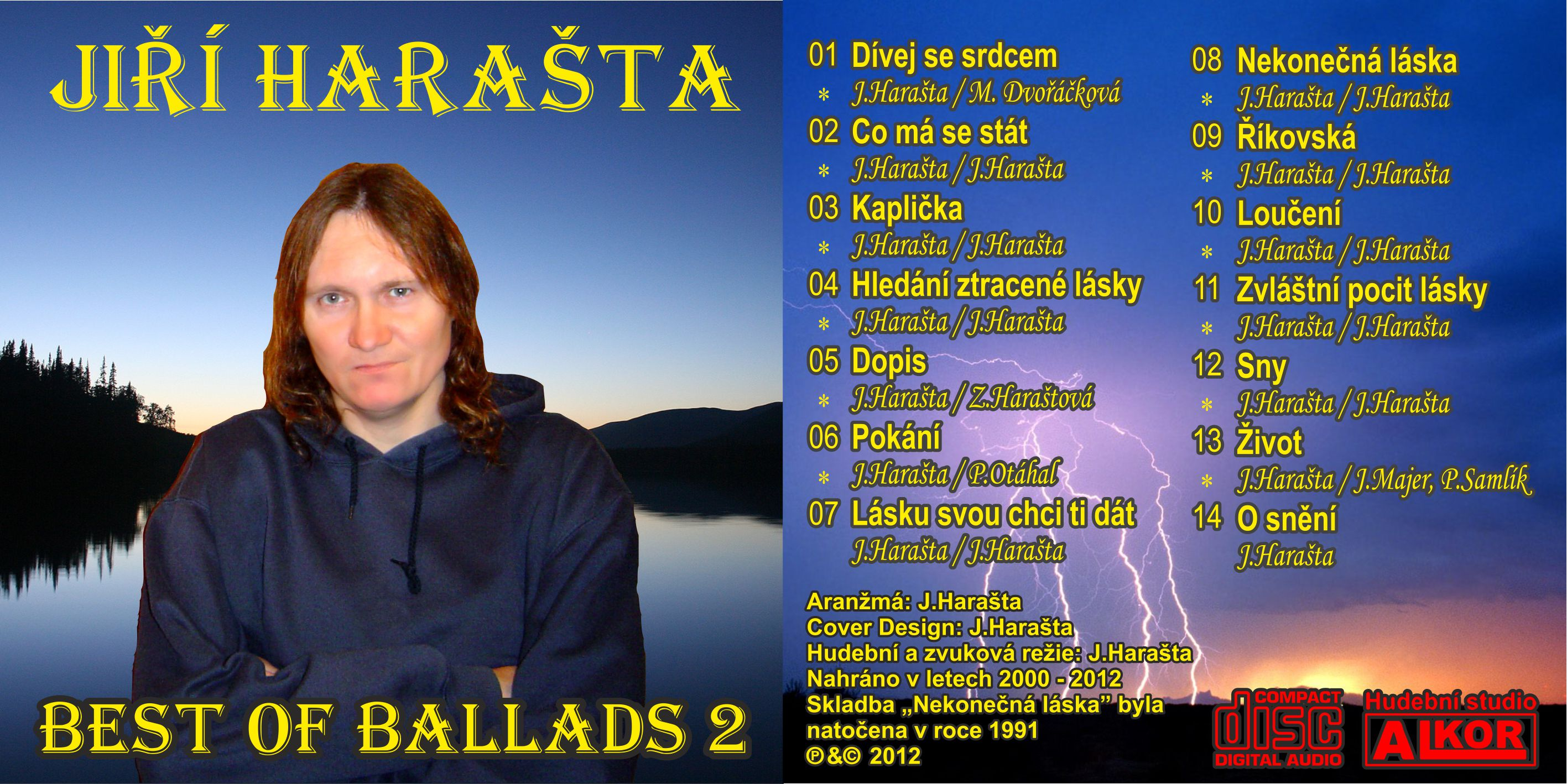 CD - Best Of Ballads 3